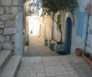 Michael's House: A Guest House in the Heart of the Artists Quarter of Tzfat